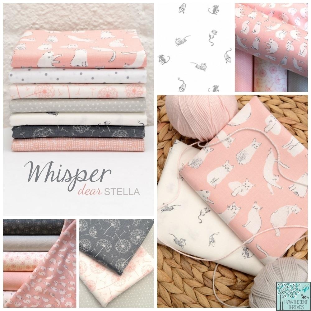 Dear Stella Whisper Fabric