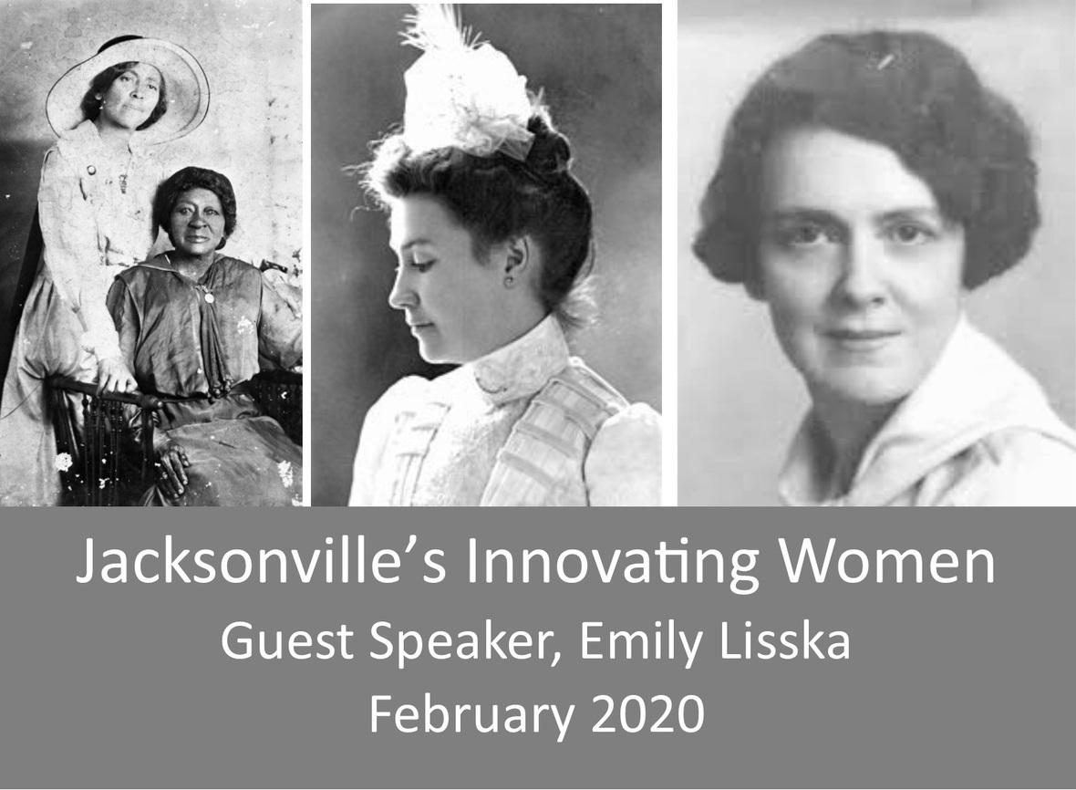 Jacksonville s Innovating Women