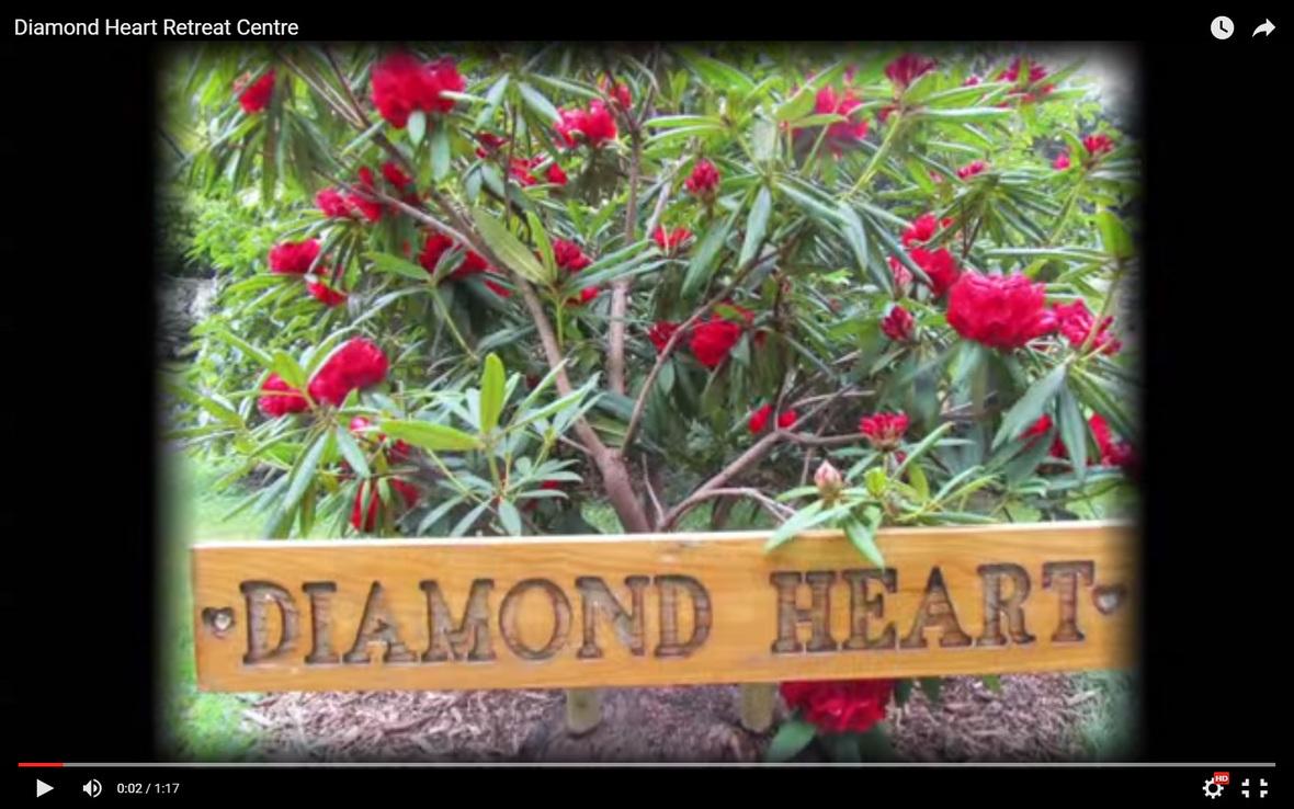 Diamond Heart slide show preview image