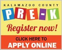 Pre-K Register Button