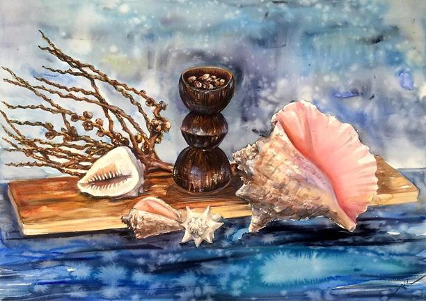 still-life-with-shells-katerina-kovatcheva