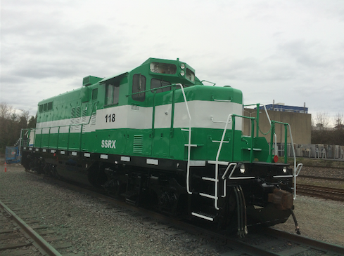 GP10 Locomotive for Lease