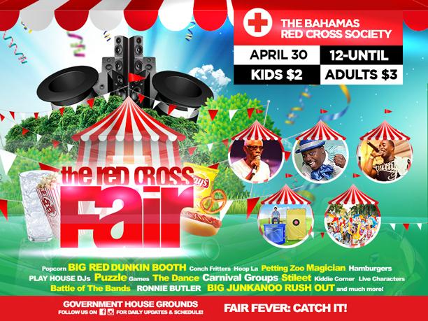 RedCross Fair 2016 flyer