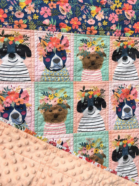 cheater-quilt-floral-pets-1
