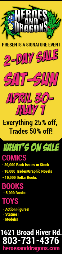 Heroes and Dragons 2-Day Sale