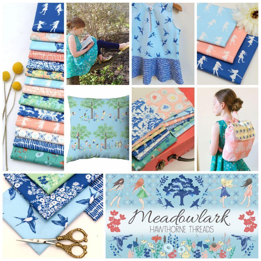 Meadowlark Fabric Hawthorne Threads Poster 1000