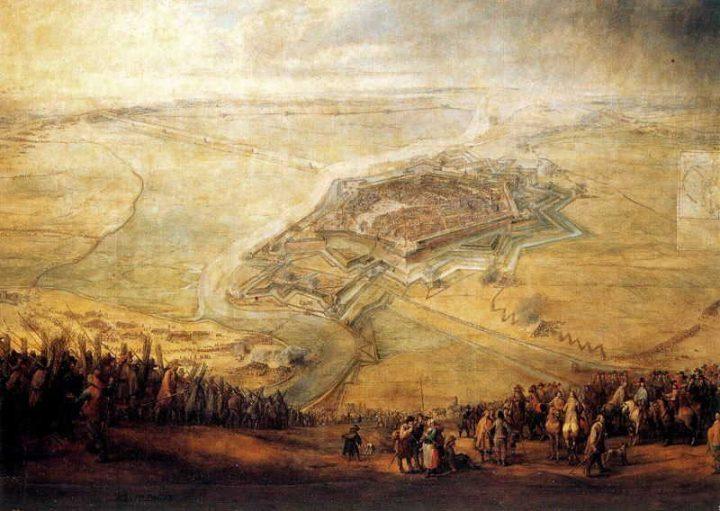 Pieter Snayers Siege of Gravelines1-720x511