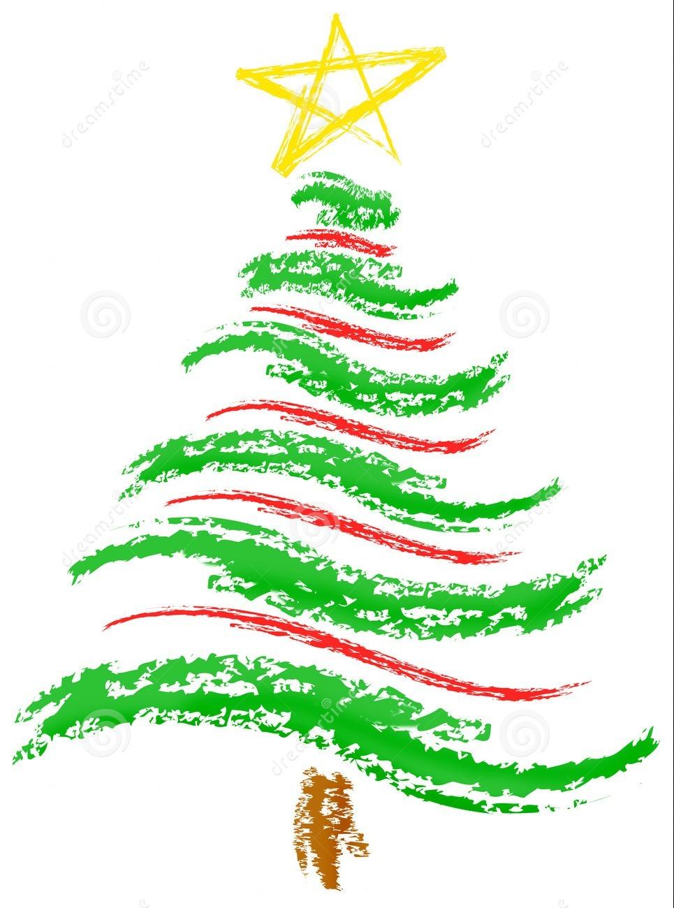 christmas-tree-sketch-319919