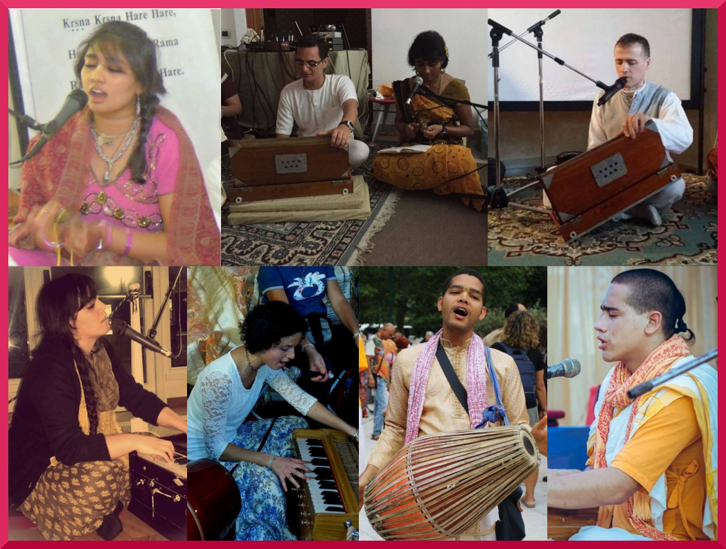 kirtan youth festival