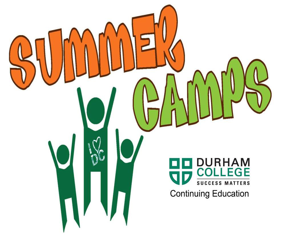 DCsummer camps logo with DC and coned