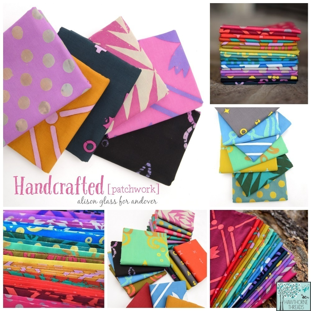 Handcrafted Patchwork Fabric