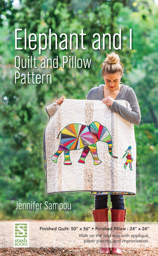 jennifer sampou elephant and i sewing pattern