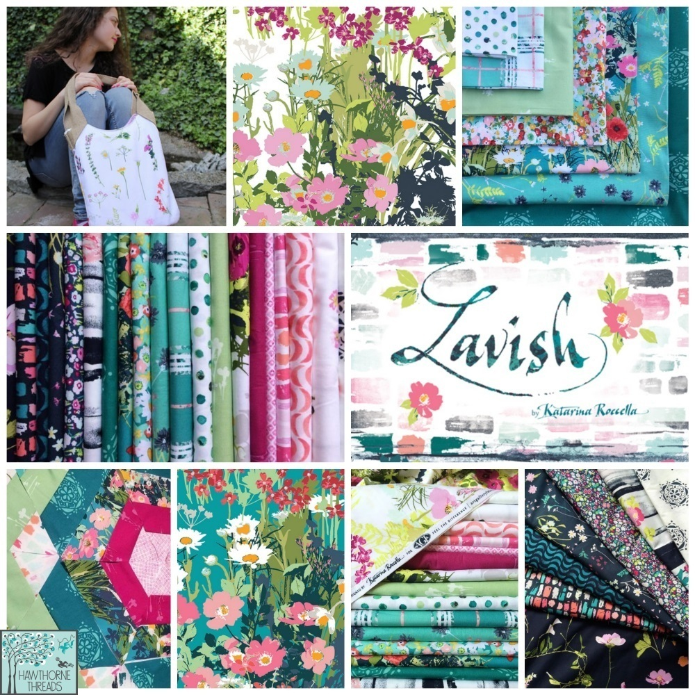 Lavish Fabric Poster