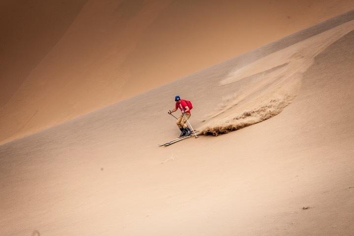 luc descente dune reccos