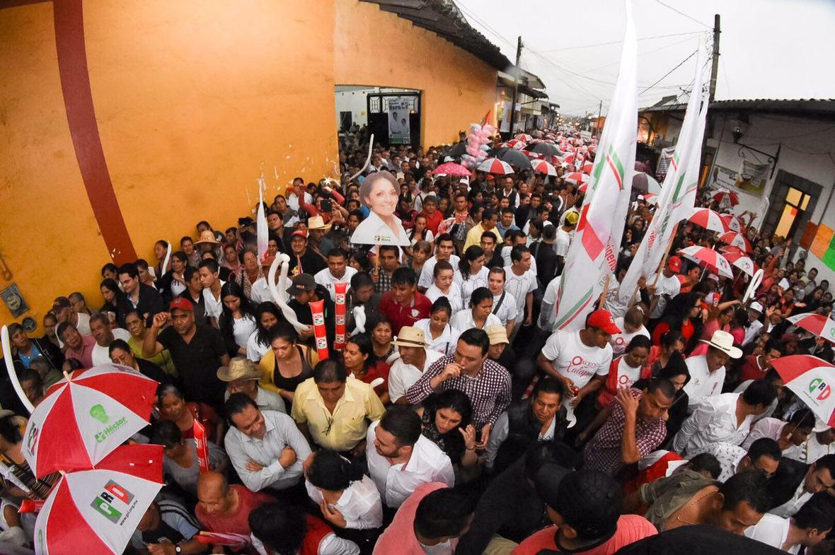 Hector Yunes Landa  encuentro con ciudadania de Coatepec  03-05-2016-04