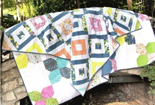 Blush and Bloom Quilts