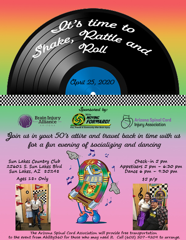 Sock Hop Shake Rattle and Roll 2020