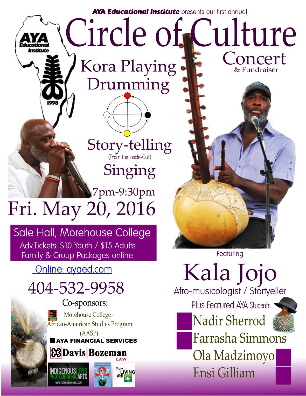 Circle of Culture Concert