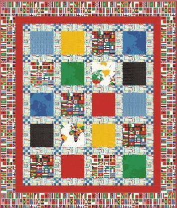 Capture RB Free Quilt Pattern