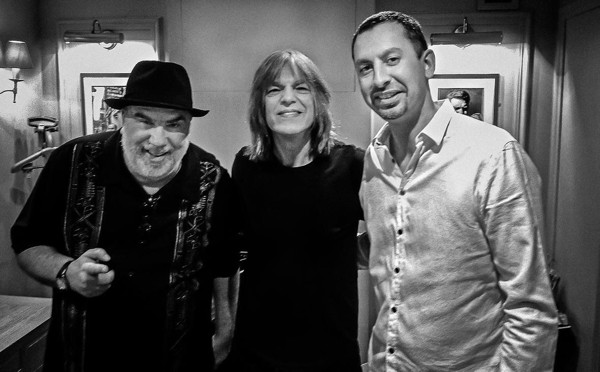 Randy Brecker-Mike Stern-Shez Raja