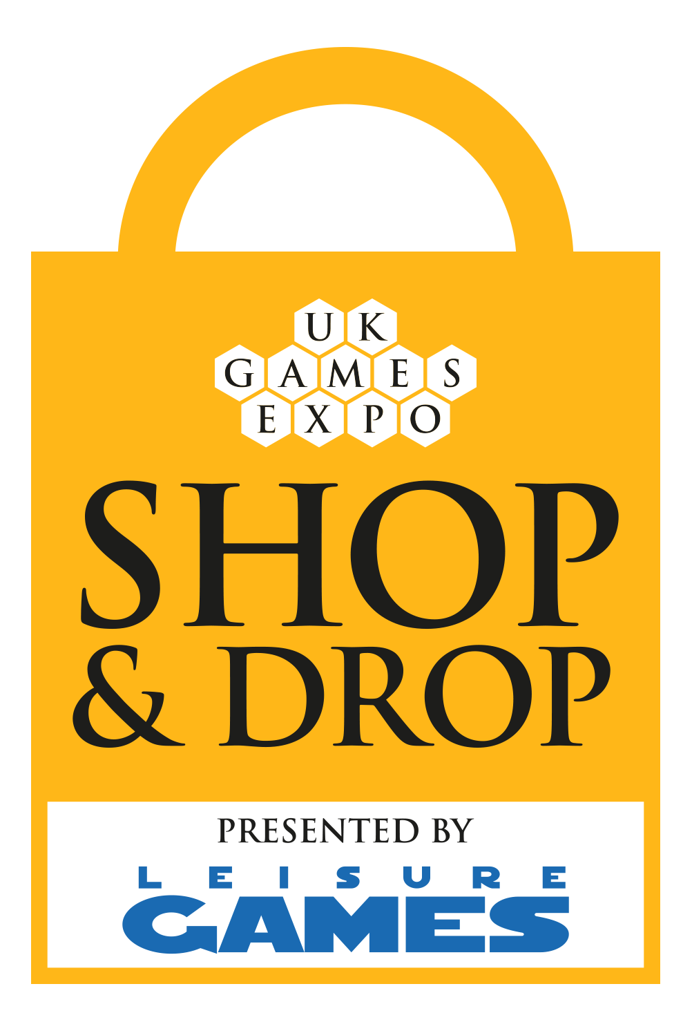 Shop and Drop Logo