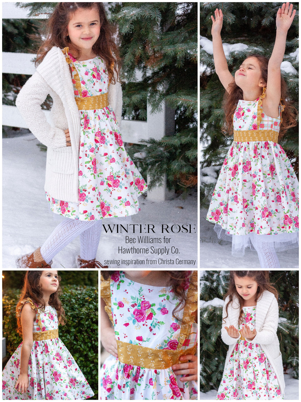 Winter-Rose-Fabric-Christmas-Dress-Bec-Williams-at-Hawthorne-Supply-Co