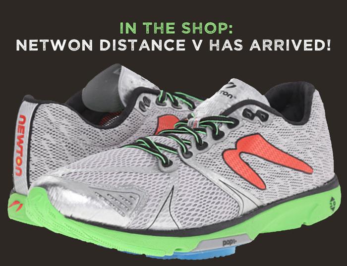 newton running distance