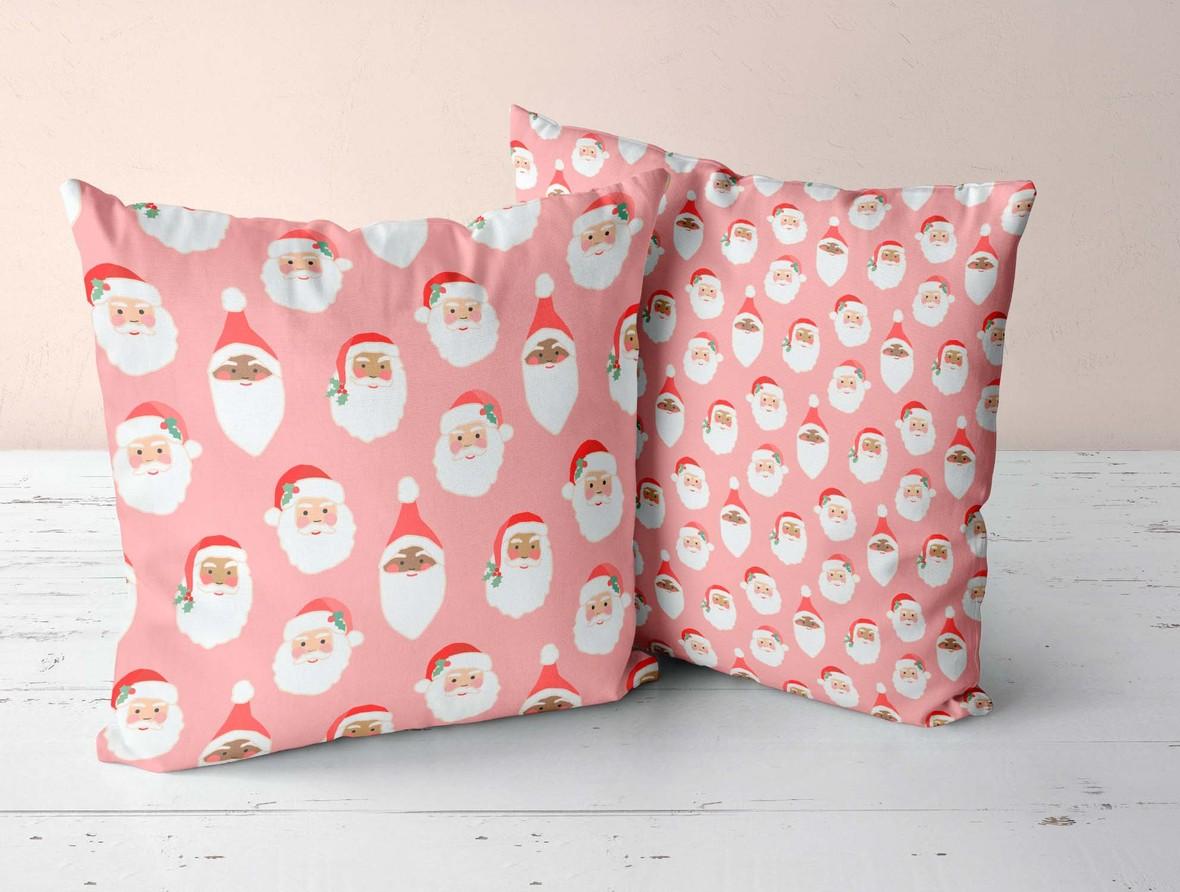 Two Pillows Santa Party
