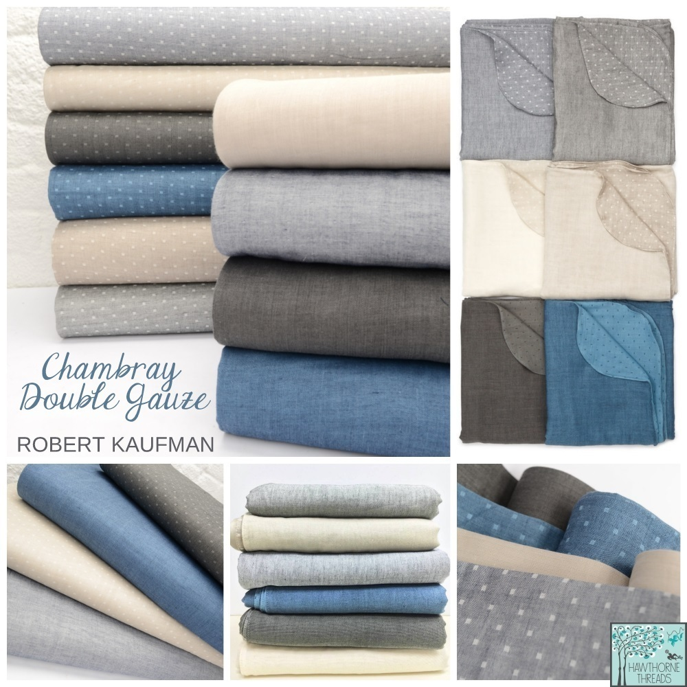 Double Gauze Chambray
