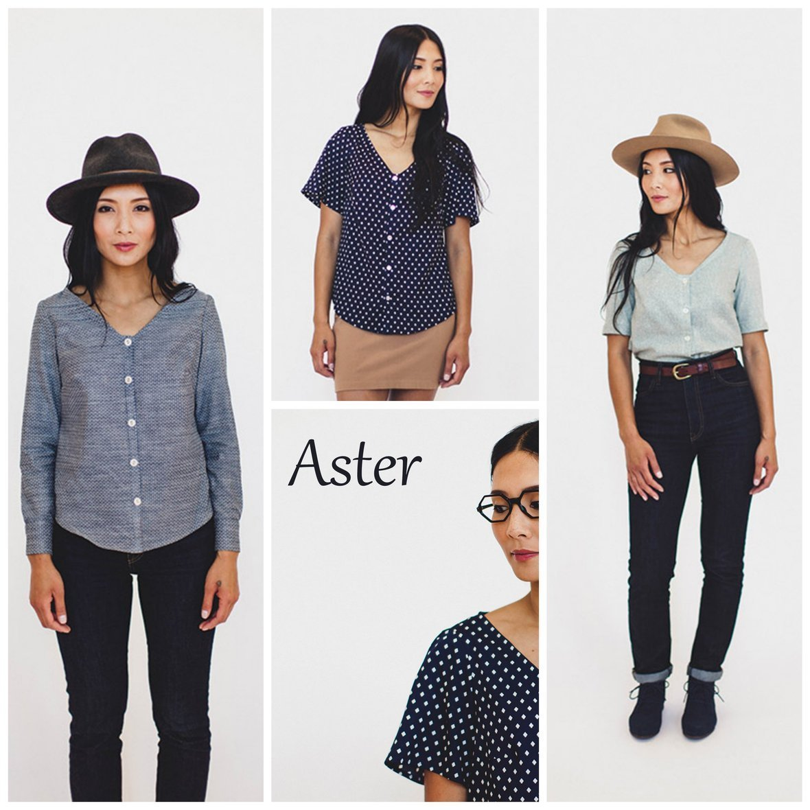 colette patterns aster sewing pattern