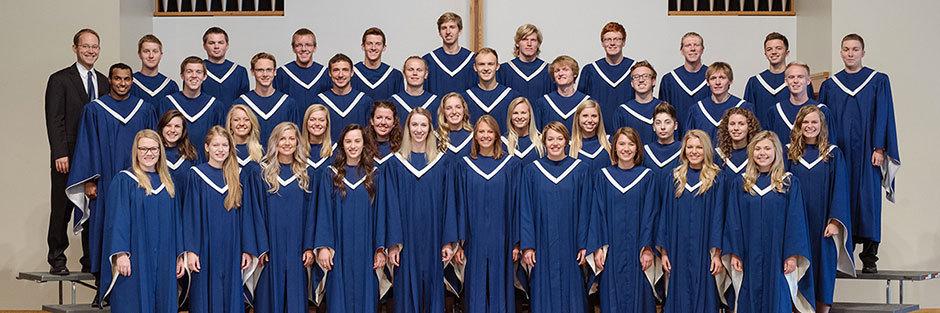 concert choir 2015