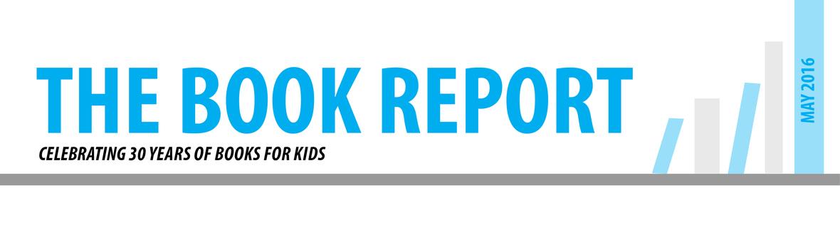 Book Report Banner  April 2016