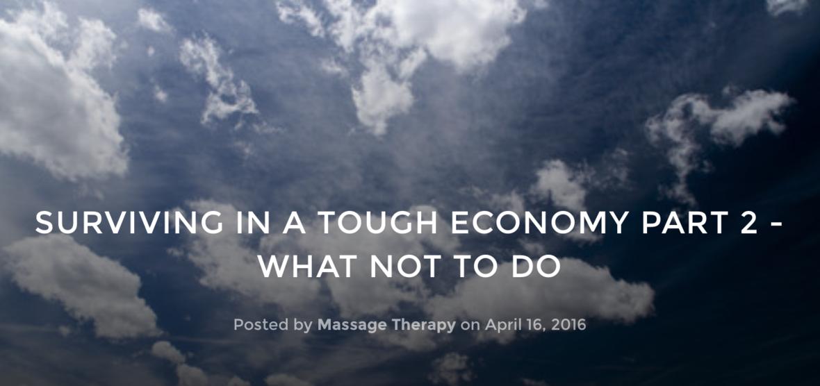tough economy 2