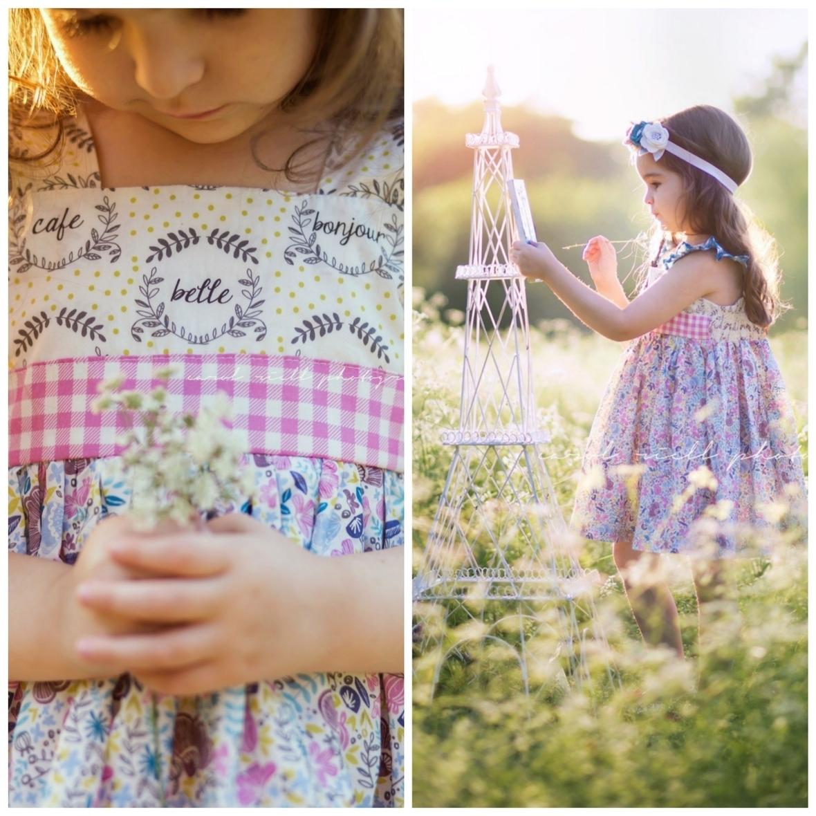 Flowersack Dresses Riviera Fotor Collage