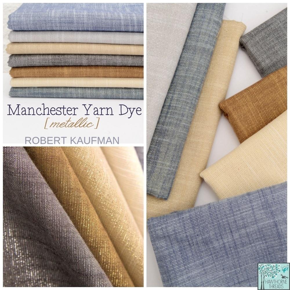 Manchester Yarn Dye Metallic