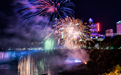 Victoria Day Weekend Fireworks Festivities In Southern Ontario 2018