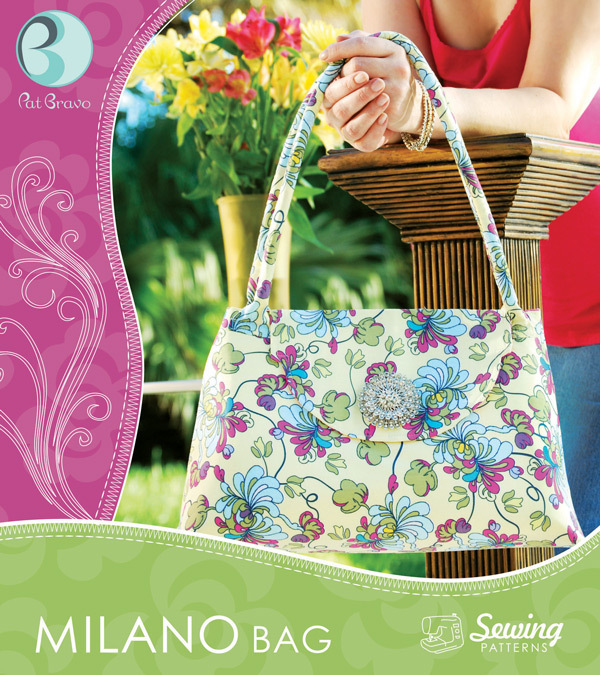 patricia bravo the milano bag sewing pattern