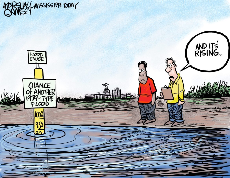 jan flood cartoon