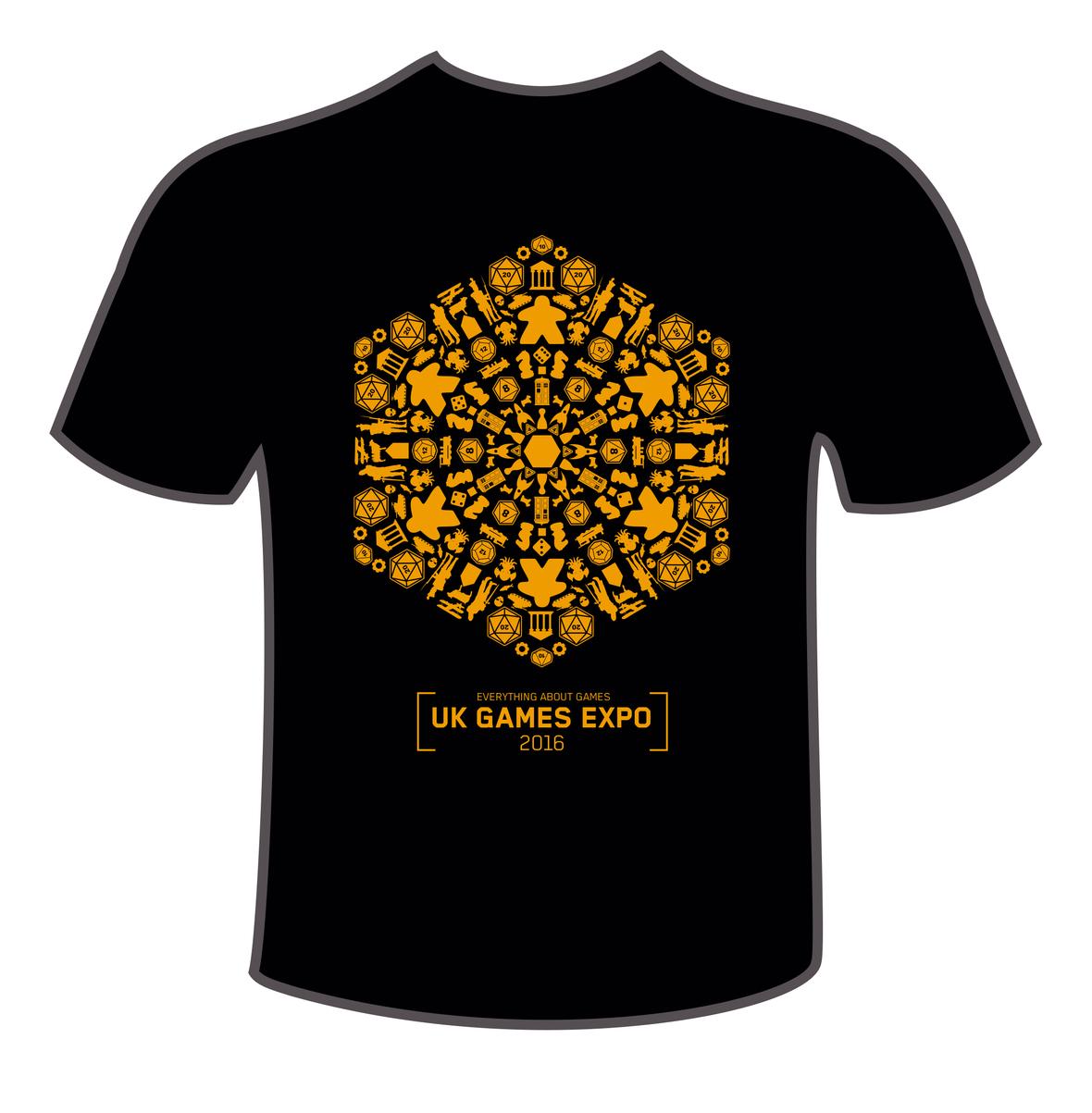 UKGE-16 T-shirt Concept
