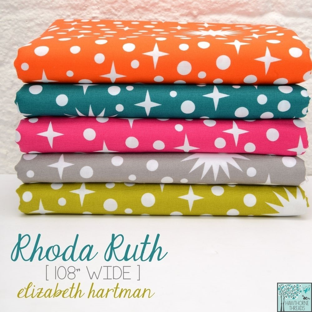 Rhoda Ruth Wide Fabric Poster