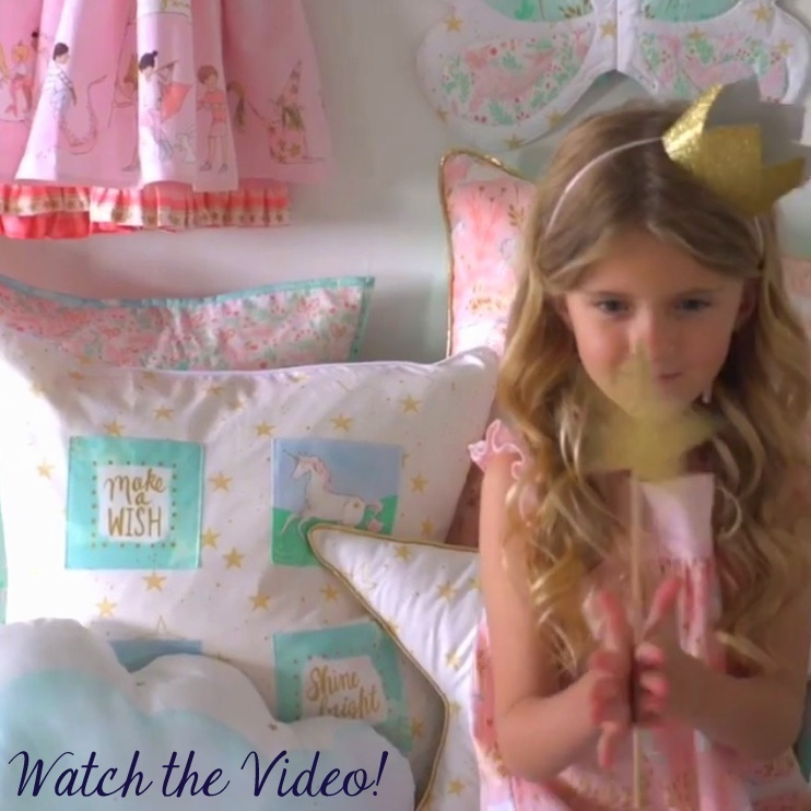 Magic Fabric Video