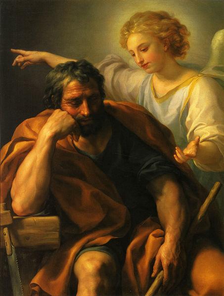 453px-Mengs Traum des hl. Joseph