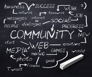 community-blackboard