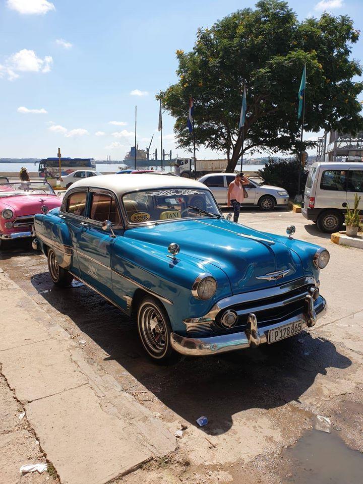 Graham Lange Cuba
