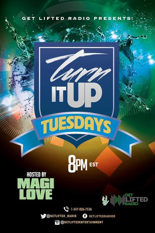 TurnItUpTuesdays Official Flyer 2016