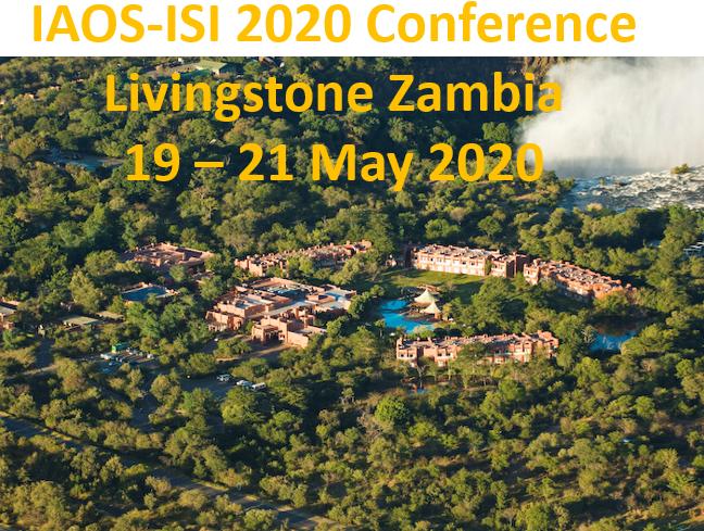 IAOS ISI Zambia2020
