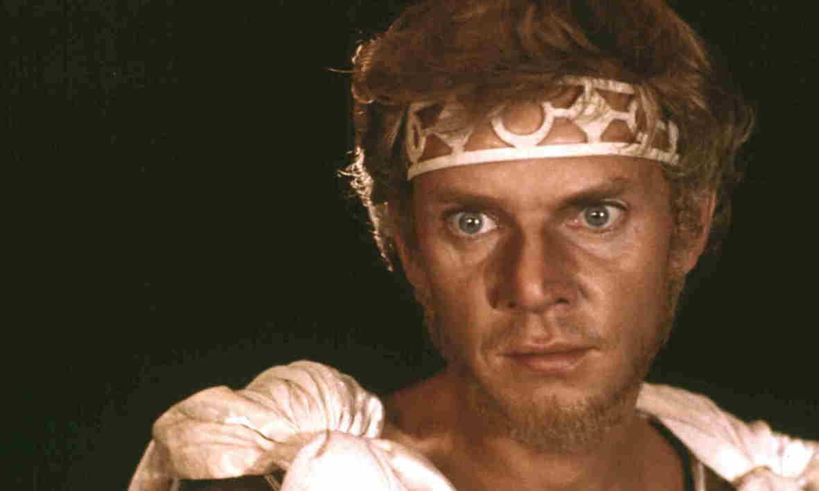 Caligula Malcolm McDowell