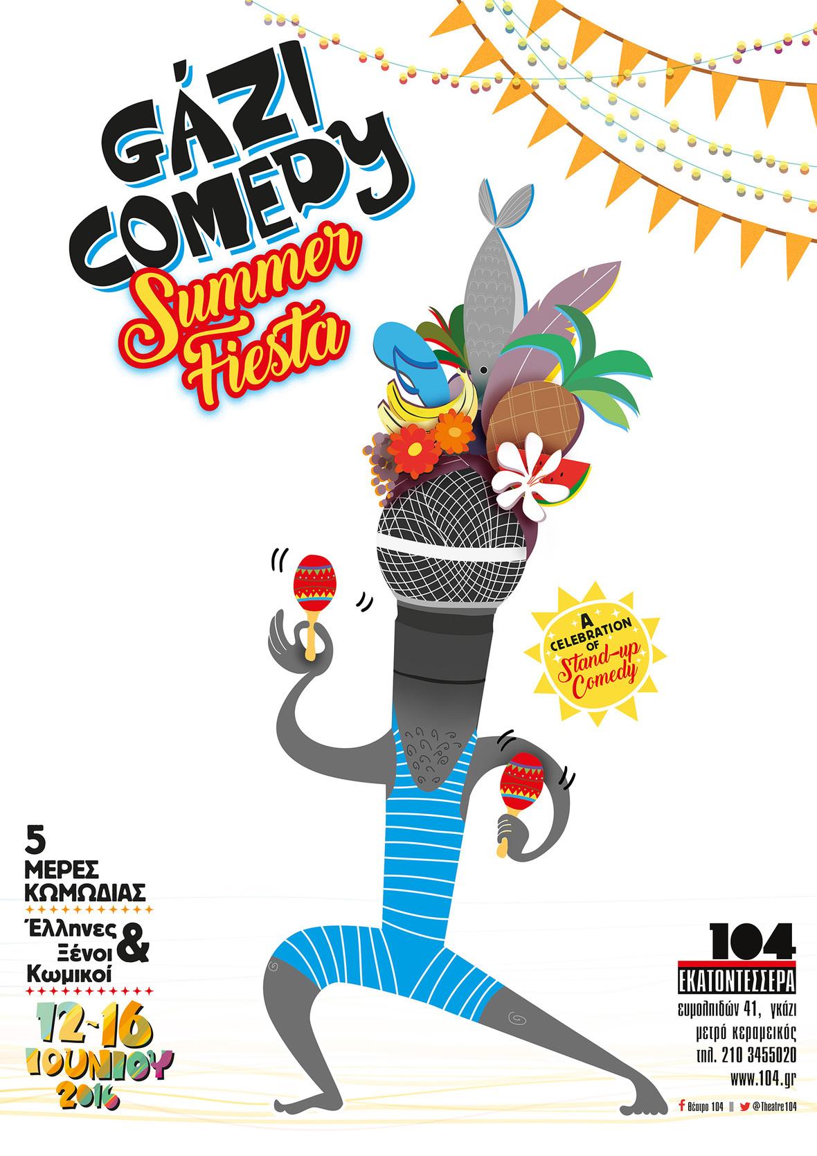 Poster SummerFiesta 4