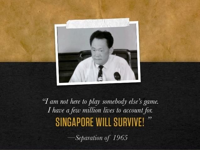 Singapore-Separation
