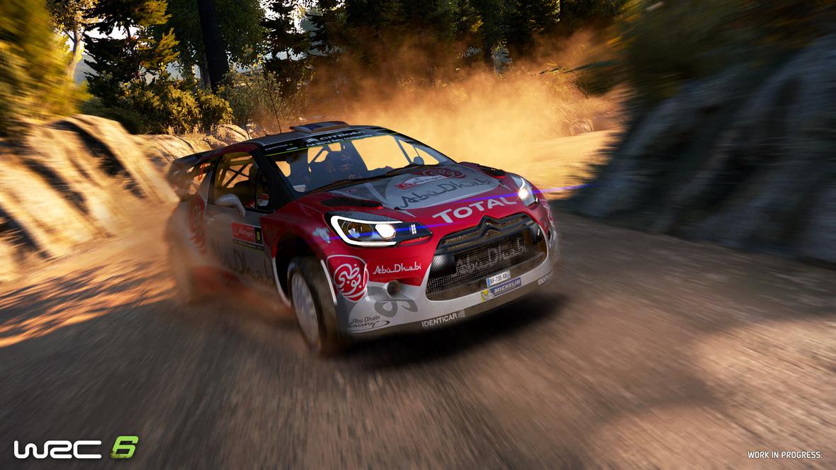 WRC6 Screen 2